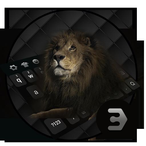 Cool Lion King Keyboard