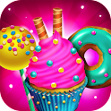 Candy Dessert Bakery Store icon