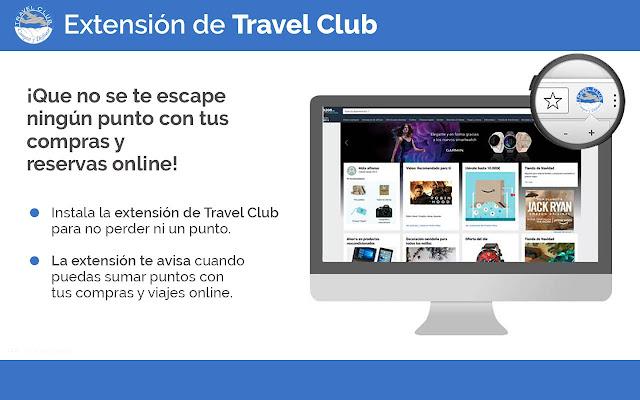 TRAVEL CLUB - COMPRAS ONLINE