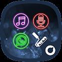 Arino Neon - Solo Theme icon