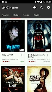 247 Horror Movies App Download For Android and iPhone 3