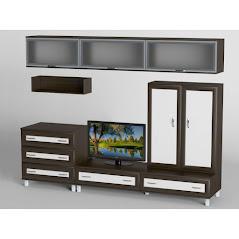 Гостиная-6 производства Черниговской фабрики Тиса мебель