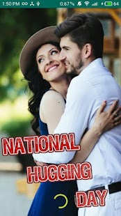 National Hugging Day 2018 - náhled
