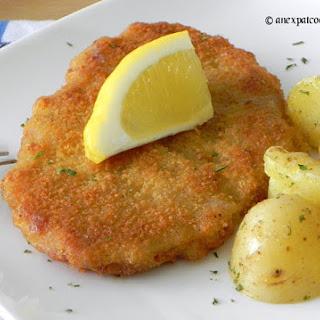Wiener Schnitzel (veal or pork)
