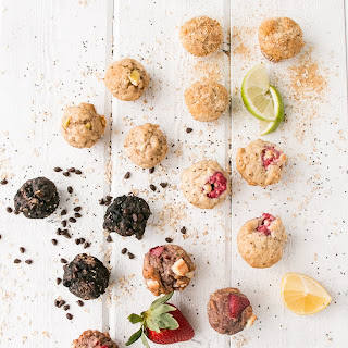 School-Safe Mini Muffins 5 Ways Recipe