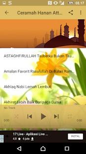 Ceramah Hanan Attaki - náhled