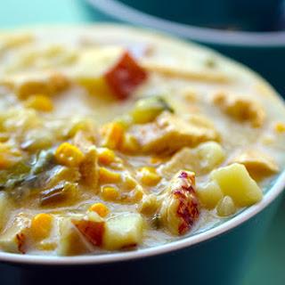 Hearty Chicken & Vegetable Chowder