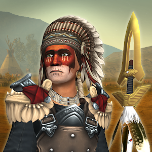 Be Red Cloud-Warriors & Tribes for PC and MAC