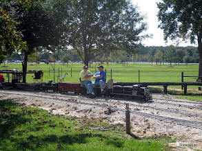 Photo: Doug Payne and Peter Bryan    SWLS at HALS 2009-1107