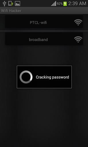 无线网络密码黑客(恶作剧)