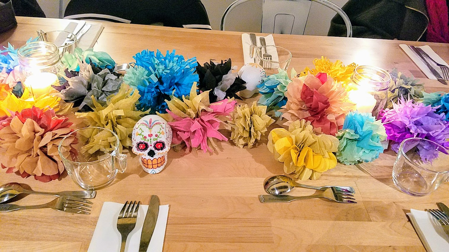 Dia de los Muertos Dinner with Hand Made Mexico with Chef Cynthia Vigil and Feastly