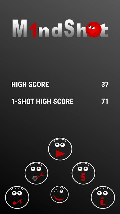 M1NDSHOT - στιγμιότυπο οθόνης
