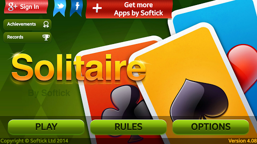Freecell Solitaire apkpoly screenshots 1