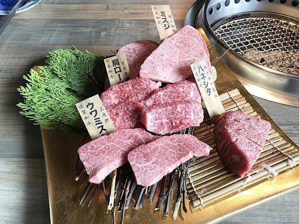 脂 板前炭火燒肉|美術園道 台中頂級燒肉 精選日本和牛 愛吃燒肉的你絕對要來嚐一次!