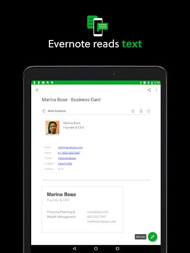 Evernote screenshot 15