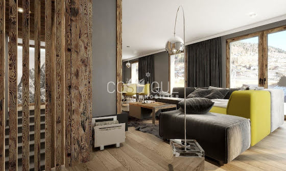 Vente appartement 5 pièces 140,5 m2