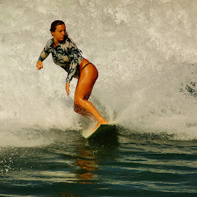 Go ! by Gérard CHATENET - Sports & Fitness Surfing