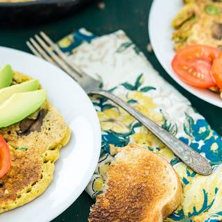Chickpea Omelet