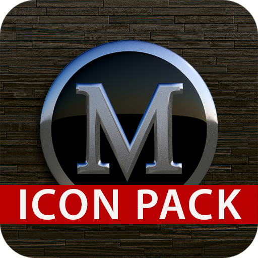 Moscow icon pack platin blue