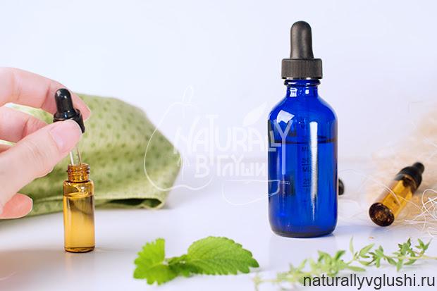 Эфирные масла для малышей | Блог Naturally в глуши