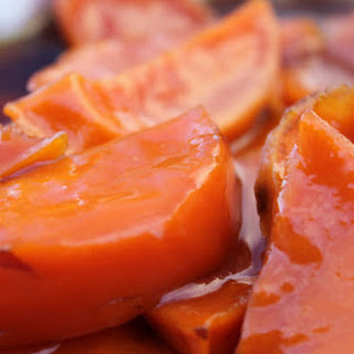 Candied Crock pot Yams