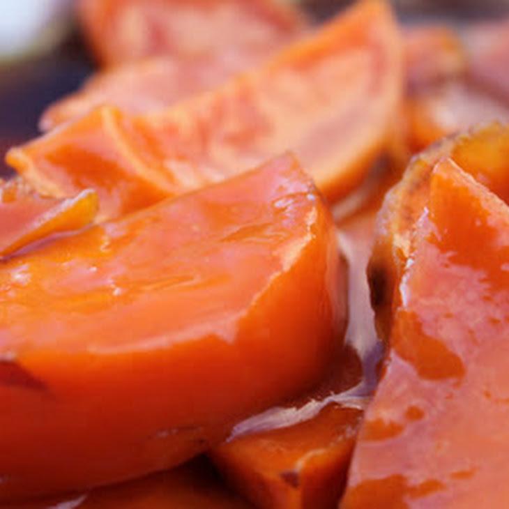 Candied Crockpot Yams Recipe
