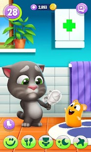 Mein Talking Tom 2 Screenshot
