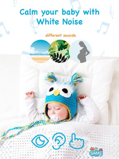 White Noise Baby: Happy NewBorn White Noise Sounds 2.17 screenshots 6