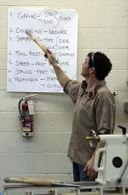 Photo: Famed turner/educator Stuart Batty begins with the basics.