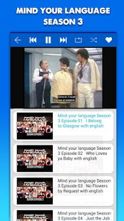 Mind Your Language Comedy