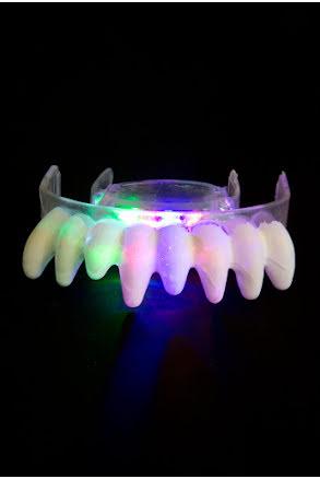 Lysande tänder