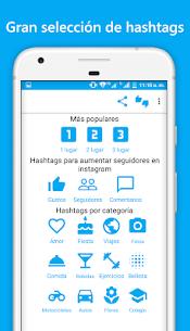 Hashtags Español 1