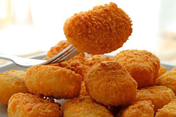 Nuggets de Forno