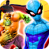 Grand Super Power heroes  : Ultimate Fighting Game