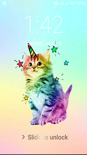 Kawaii Cat Lock Screen – Apps on Google Play