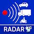 Radarbot Free: Speed Camera Detector & Speedometer 6.61