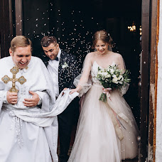Свадебный фотограф Надя Равлюк (VINproduction). Фотография от 01.10.2018