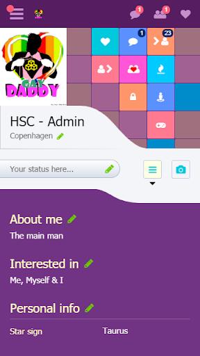 Gay Sugar daddies dating apps