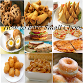 How to Bake Small Chops