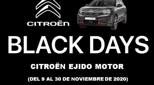 Gran bajada de precios en stock Citroën Ejido Motor