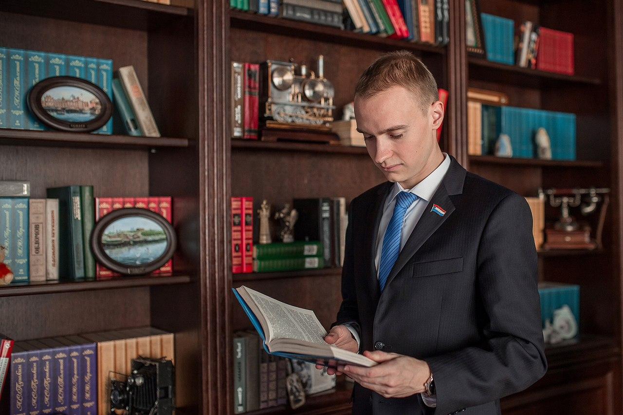 Андрей Седогин, ЛДПР