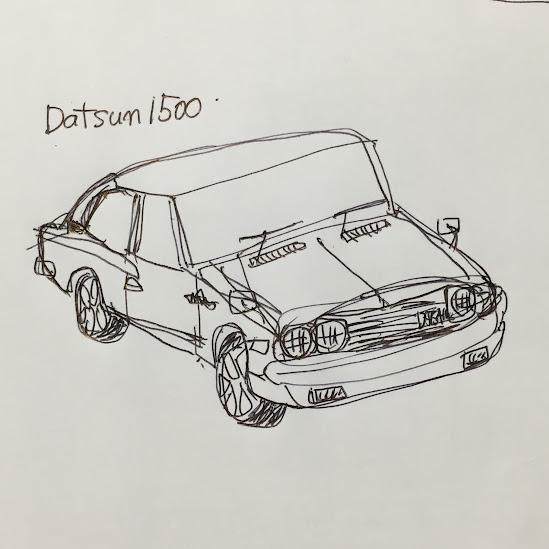 ダットサン1500