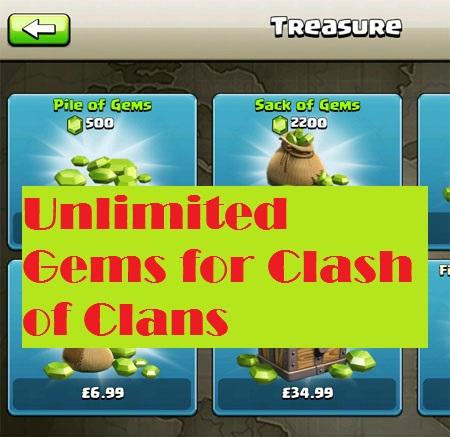 Unlimited Gems for Clash of Clans 1.0 screenshots 6