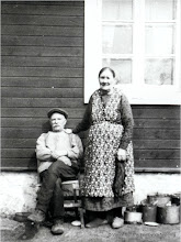 Photo: Nyhem 1930-35 Lars Erik och Lovisa Rhamstedt