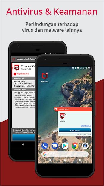 McAfee Mobile Security Mod