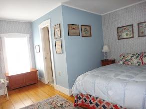 Photo: Second Floor Queen-sized bed room