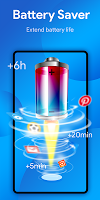 screenshot of CPU Cooler - Cleaner  - Booster - Fast Charging