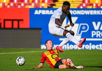 """Ver het enige lichtpunt bij Anderlecht, de terugkeer van Dimata: """"Maar dit mag niet gebeuren!"""""""