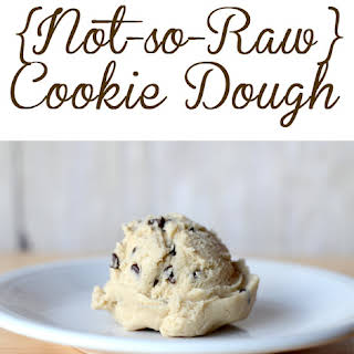 {Not-So-Raw} Cookie Dough for Eating!.