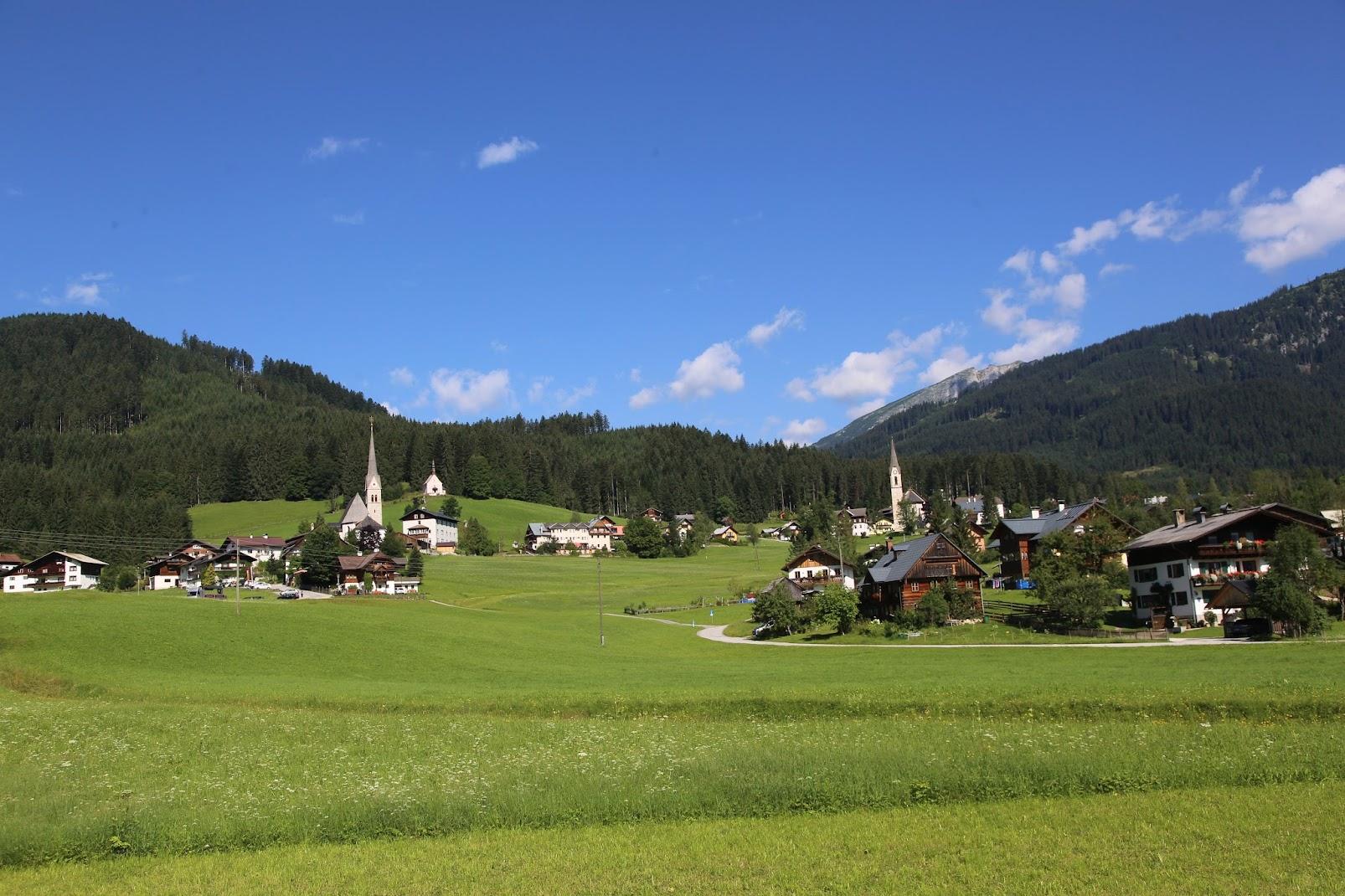 Альпийский сюрприз (Австрия, Словения, немного Германии и Плитвицкие озёра)